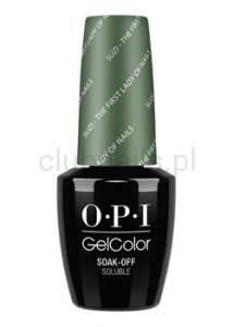OPI - GelColor - The First Lady of Nails *WASHINGTON DC COLLECTION 2016* (SH) #GCW55