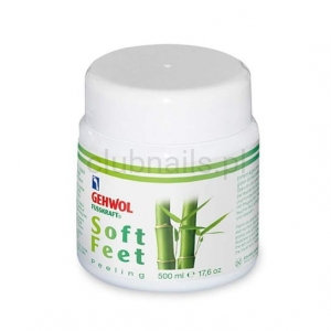 Gehwol FUSSKRAFT SOFT FEET PEELING BAMBUSOWY 500 ML