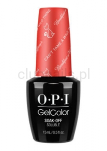 OPI - GelColor - Can't Tame A Wild Thing *BREAKFAST AT TIFFANY'S COLLECTION 2016* (C) #HPH15