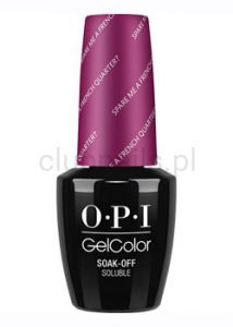 OPI - GelColor - Spare Me a French Quarter? *NEW ORLEANS COLLECTION 2016* (C) #GCN55