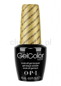 OPI - GelColor - Oy-Another Polish Joke! *EURO CENTRALE COLLECTION 2013* (S) #GCE78