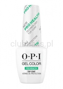 OPI - GelColor - PRO HEALTH Top Coat #GC040