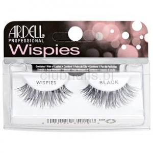 ARDELL BLACK LASHES  WISPIES