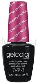 OPI - GelColor - Pompeii Purple *THE CLASSIC COLLECTION 2006* (F) #GCC09