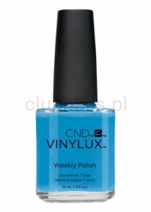 CND - VINYLUX - Digi-teal *ART VANDAL COLLECTION - SPRING 2016* #211