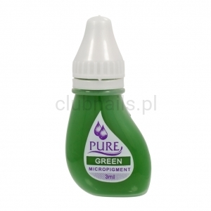 Pigment BioTouch  Pure Green 3ml
