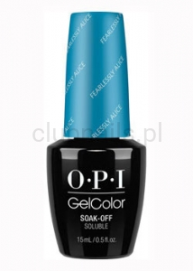 OPI - GelColor - Fearlessly Alice *ALICE THROUGH THE LOOKING GLASS COLLECTION 2016* (C) #GCBA5
