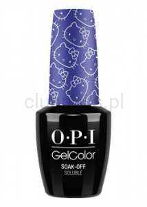 OPI - GelColor - My Pal Joey *HELLO KITTY COLLECTION 2016* #GCH90