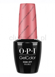 OPI - GelColor - Got Myself into a Jam-balaya *NEW ORLEANS COLLECTION 2016* (C) #GCN57