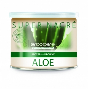 ARCO wosk ALOES Super Nacre 400ml - puszka