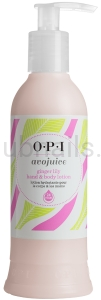 OPI - AVOJUICE Skin Quenchers - Ginger Lily #AVG08 - 250 ml