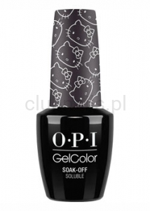 OPI - GelColor - Never Have Too Mani Friends! *HELLO KITTY COLLECTION 2016* #GCH91