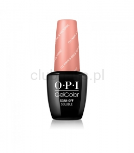 OPI GelColor - ILL HAVE A GIN & TECTONIC [GCI61]
