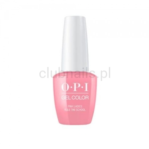 OPI Gel – (Grease Collection 2018) Pink Ladies Rule the School – 15ml – #GCG48