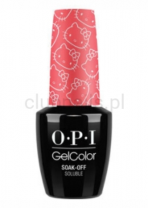OPI - GelColor - Spoken from the Heart *HELLO KITTY COLLECTION 2016* #GCH85