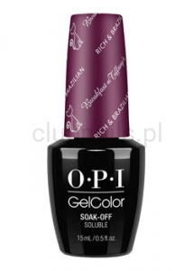 OPI - GelColor - Rich and Brazilian *BREAKFAST AT TIFFANY'S COLLECTION 2016* (S) #HPH06