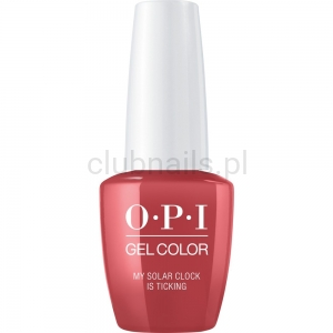 GCP38 OPI GEL COLOR- My Solar Clock Is Ticking (Peru collection)