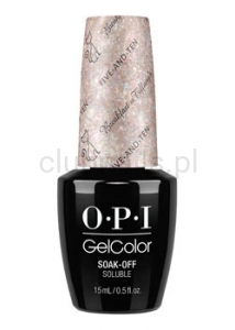 OPI - GelColor - Five-And-Ten *BREAKFAST AT TIFFANY'S COLLECTION 2016* (S) #HPH05