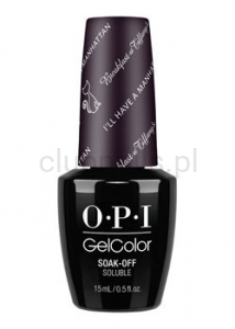 OPI - GelColor - Ring the Buzzer Again *BREAKFAST AT TIFFANY'S COLLECTION 2016* (C) #HPH16