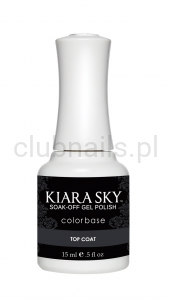 Kiarasky Gel Polish   - TOP COAT