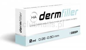 Dermfiller DEEP LIPS 10ml