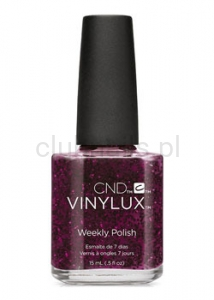 CND - VINYLUX - Poison Plum *CONTRADICTIONS COLLECTION 2015* #198