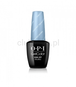 OPI GelColor - CHECK OUT THE OLD GEYSIRS [GCI60]