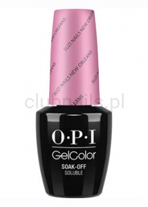 OPI - GelColor - Suzi Nails New Orleans *NEW ORLEANS COLLECTION 2016* (C) #GCN53