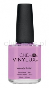 CND - VINYLUX - Beckoning Begonia *GARDEN MUSE COLLECTION 2015* #189