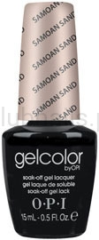 OPI - GelColor - Samoan Sand *SOFT SHADES COLLECTION 2005* (SH) #GCP61