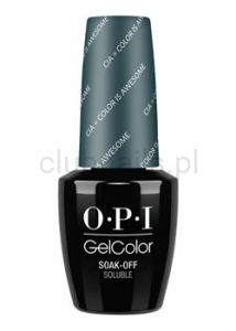 OPI - GelColor - CIA = Color Is Awesome *WASHINGTON DC COLLECTION 2016* (C) #GCW53