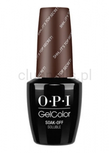 OPI - GelColor - Shh…It's Top Secret! *WASHINGTON DC COLLECTION 2016* (SH) #GCW61