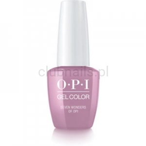 GCP32 OPI GEL COLOR- Seven Wonders of OPI (Peru collection)