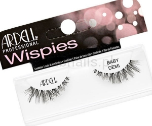 ARDELL BLACK LASHES BABY DEMI WISPIES